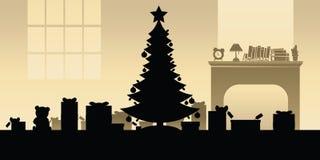 Christmas Morning Royalty Free Stock Photos