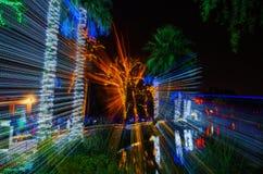 Christmas Motion Stock Image