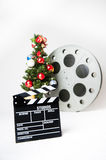 Christmas movie Royalty Free Stock Images