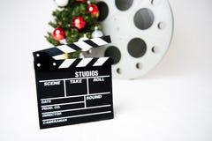 Christmas movie Stock Photo