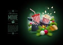 Christmas Movie concept Stock Photos