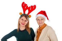 Christmas is so much fun Royalty Free Stock Photos
