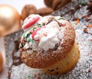 Christmas Muffin Stock Photos