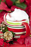 Christmas mug Royalty Free Stock Photos