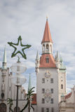Christmas in Munich Royalty Free Stock Photos