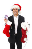 Christmas Music Royalty Free Stock Image