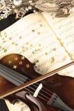 Christmas music stock photography