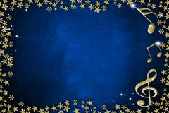 Free Christmas Musical Card Background Invites Stock Photo - 163716010