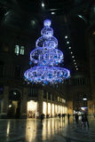 Christmas at naples Royalty Free Stock Photo