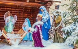 Christmas nativity Royalty Free Stock Photography