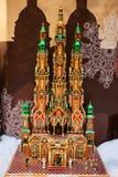Christmas Nativity Scene, Krakow, Poland Royalty Free Stock Photo