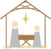 Christmas Nativity Royalty Free Stock Image