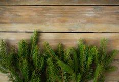 Christmas natural backdrop Stock Photos