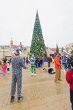 Christmas in Nazareth Stock Images