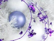Christmas nest Royalty Free Stock Photos