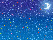Christmas (New Year's) background Stock Images