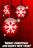 Christmas and new year Royalty Free Stock Photos