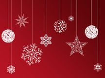 Christmas new year background Royalty Free Stock Image