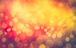Christmas New Year background. Abstract background with colorful. Defocused bokeh. Twinkling lights vivid background for Christmas and Happy  year holiday Royalty Free Stock Images