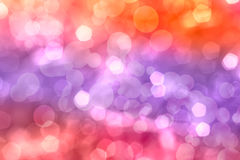 Christmas New Year background. Abstract background with colorful. Defocused bokeh. Twinkling lights vivid background for Christmas and Happy new year holiday Royalty Free Stock Photo