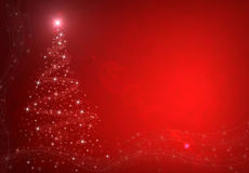 Christmas and New Year Background Stock Photography