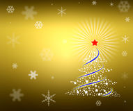 Christmas new year background Royalty Free Stock Photo