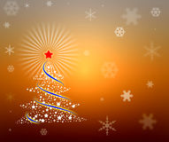 Christmas new year background Stock Photo