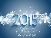 Christmas and new year background 0511 Stock Photography