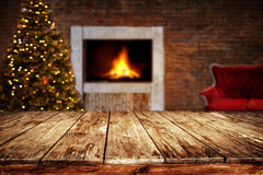 Christmas and New year background Royalty Free Stock Photography