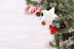 Christmas or new year background Royalty Free Stock Images