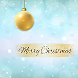 Christmas new year background Royalty Free Stock Images