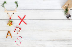 Christmas and New year background. stock images
