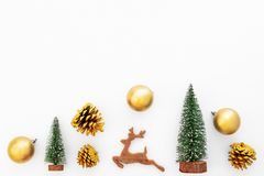 Christmas and New year background. royalty free stock images