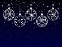 Christmas or new year background Royalty Free Stock Photos