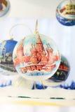 Christmas New Year ball decor  Royalty Free Stock Photo