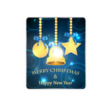 Christmas and New Year banner Royalty Free Stock Photography