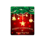 Christmas and New Year banner Royalty Free Stock Photo