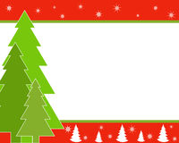 Christmas (New Year) card . Royalty Free Stock Image