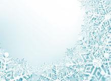 Christmas and New Year card Stock Photography
