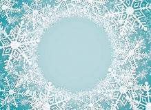 Christmas and New Year card. Illustraton Royalty Free Stock Images