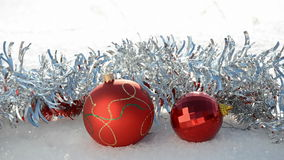 Christmas and New Year colorful  background Stock Images