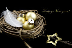 Christmas and New Year concept stock images