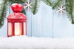 Christmas and New Year concept background Stock Images