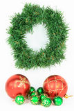 Christmas and New Year decoration. Stock Photography