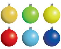 Christmas , New Year Decoration Stock Photography