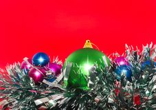 Christmas,  New Year decoration Stock Image