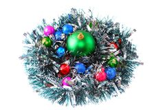Christmas,New Year decoration Royalty Free Stock Photo