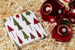 Christmas and new year decoration Stock Photography