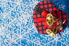Christmas New Year Decoration Royalty Free Stock Photo