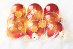 Christmas and New Year decoration Stock Image